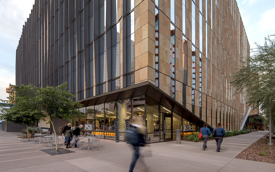 ASU BCLS Receives 2017 Distinguished Building Award From AIA Arizona