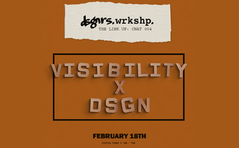 Visibility X Dsgn Official Invitation Wide