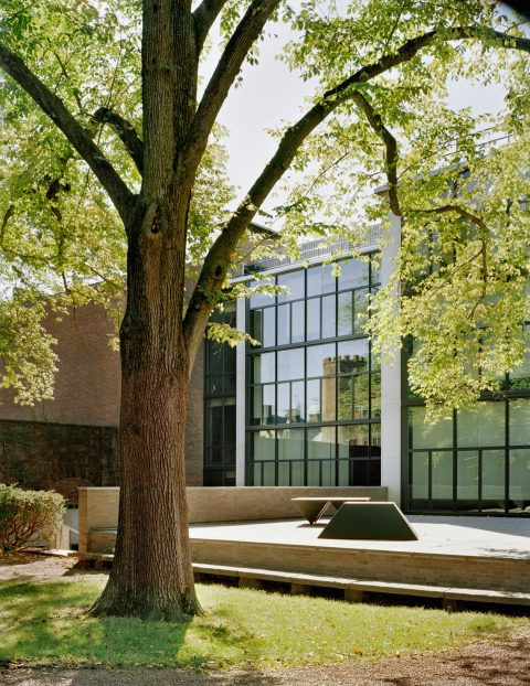 0001 Kahn Renovation Garden