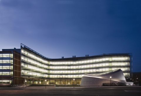 University Of Michigan, Biomedical Science Research Building
