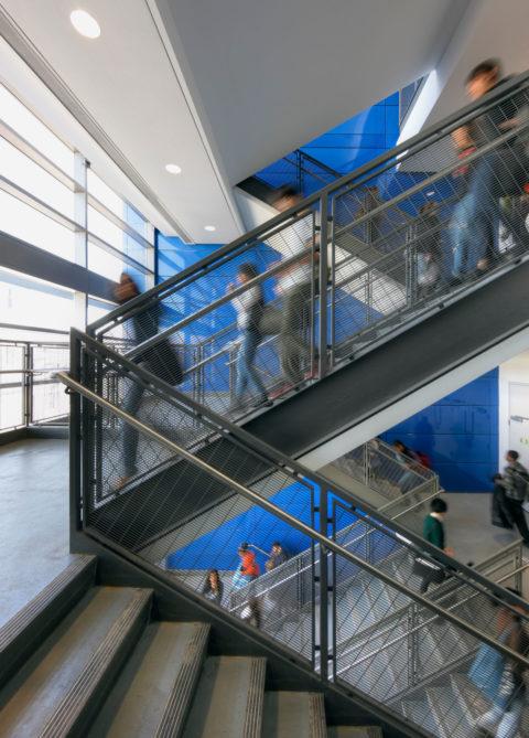 0307 Sinatra Stairwell