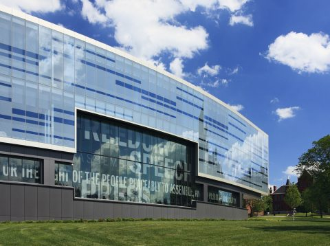 0325 Syracuse Freedom Of Speech. Newhouse ... & Syracuse University S.I. Newhouse School of Public\u2026 - ennead