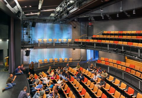 Allegheny College Vukovich Center For Communication Arts