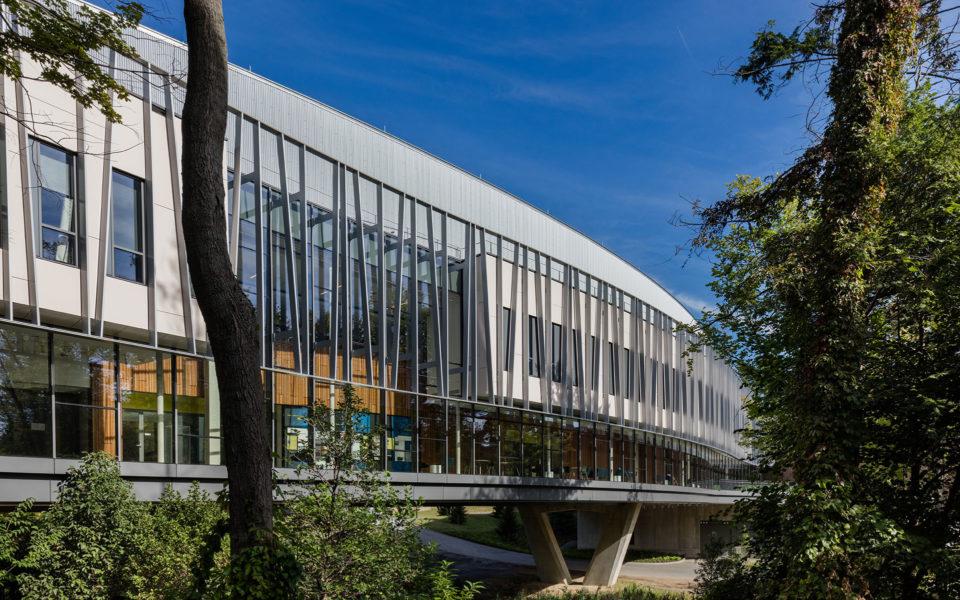 Bridge For Laboratory Sciences Vassar College Integrated