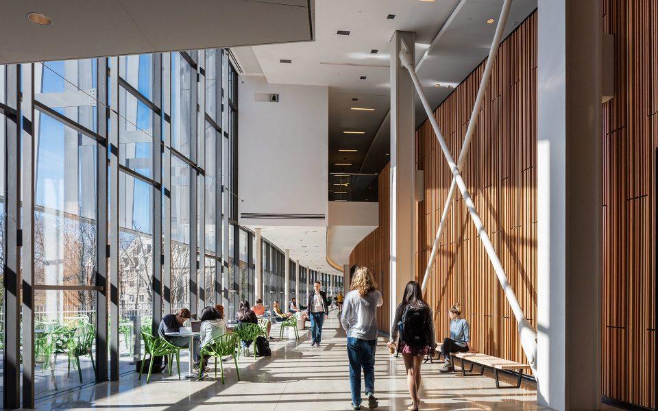 Vassar College Bridge For Laboratory Sciences Receives The 2017 Chicago  Athenaeum American Architecture Award