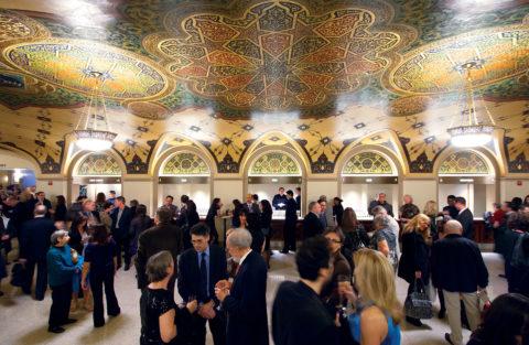 0907 City Center Interior Lobby