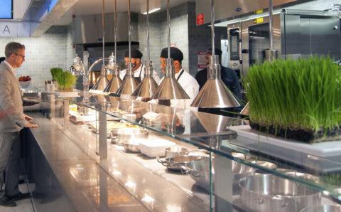 0916 Cafeteria Food Service