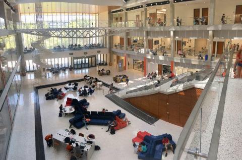 1012 Atrium C Cockrell School Of Engineering
