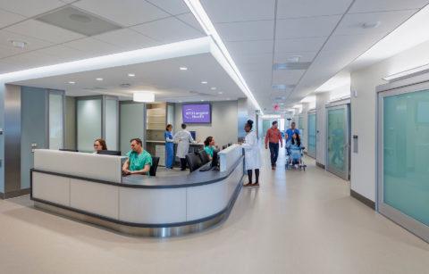 Patient Floor Additions
