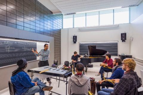 1209  Flex Music Classroom