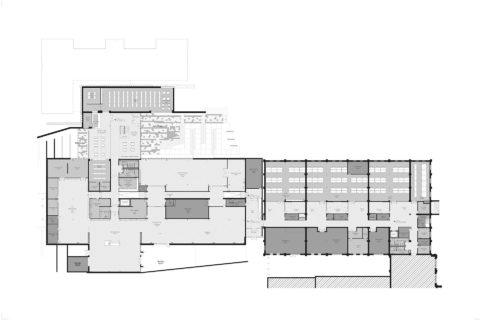 Ksu Seaton Hall Ground Floor