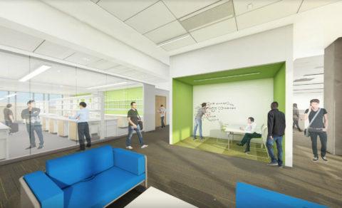 1507 Flex Lab Interior