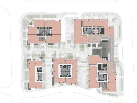 02 2019 10 21 Landscape Plan Level 2 Teracotta