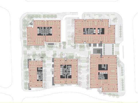 03 2019 10 02 Landscape Plan Level 8 Fit Out Teracotta