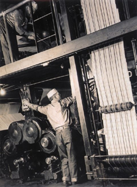 9318 Nyt Printing Plant Historic