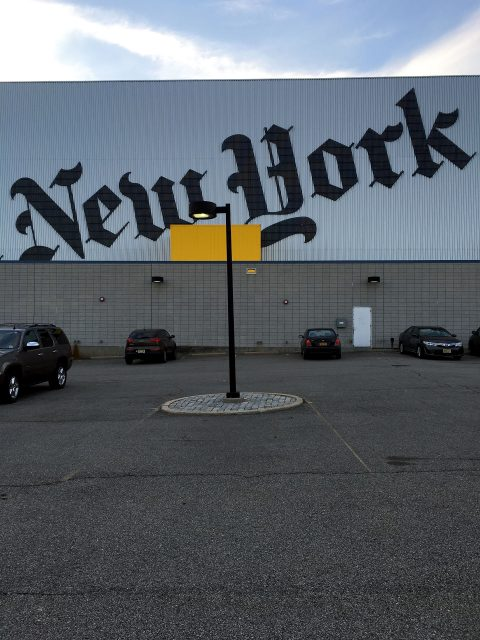 9318 New York Times Printing Plant 1