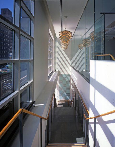 9720 Scandinavia House Stairway
